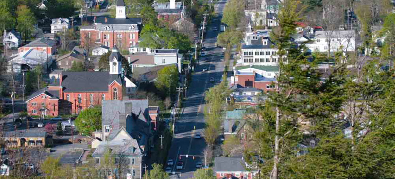 Milford PA Harford Street